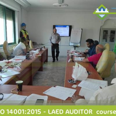 ISO 14001:2015 Lead Auditor