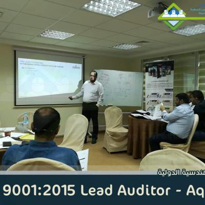 ISO 9001:2015 Lead Auditor